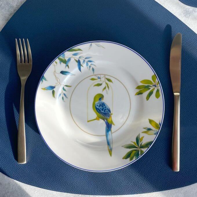 Фото 2 - Тарелки Parrots.