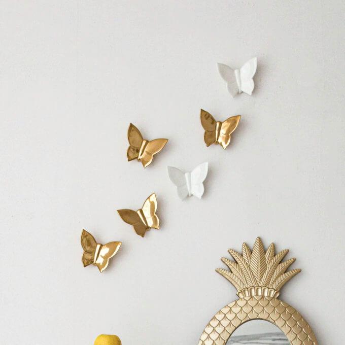 Фото 1 - Настенный декор Butterfly -20%.