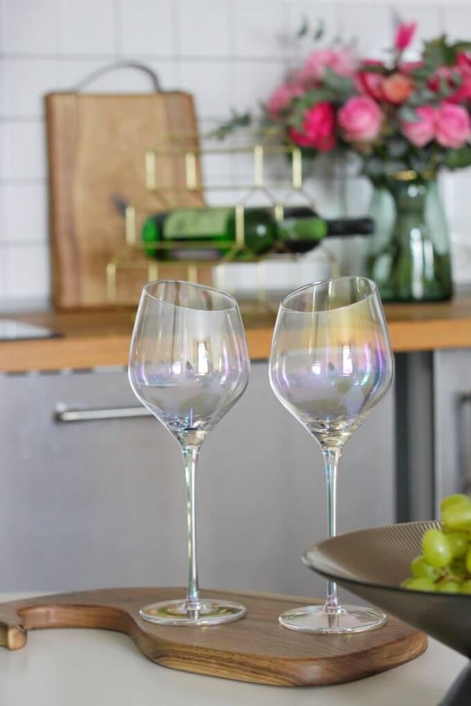 Фото 1 - Бокалы для вина Bubble (2 шт.).