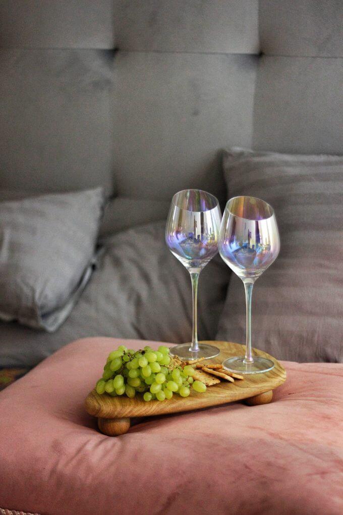 Фото 2 - Бокалы для вина Bubble (2 шт.).