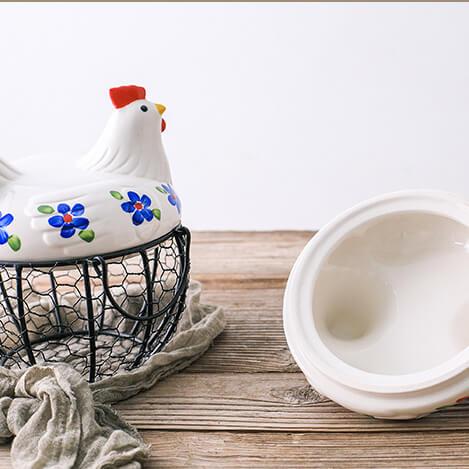 Фото 5 - Корзина для хранения Chicken Basket.