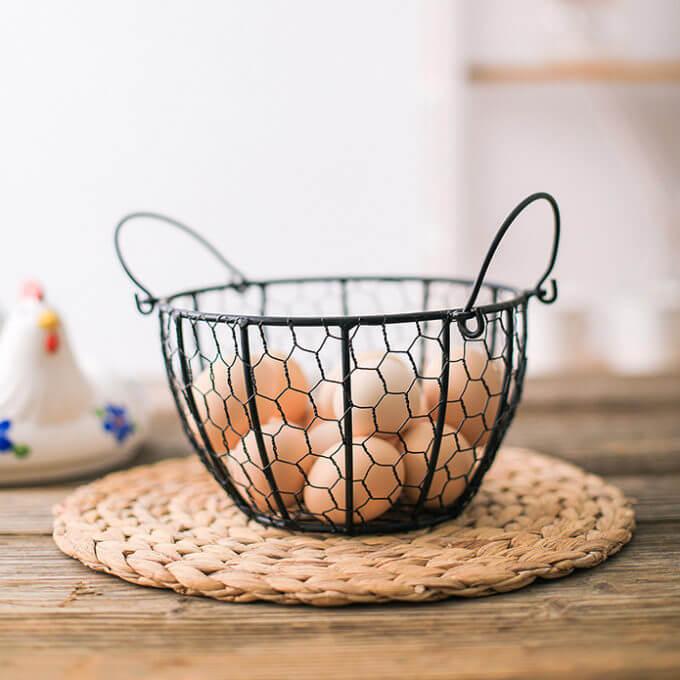 Фото 7 - Корзина для хранения Chicken Basket.