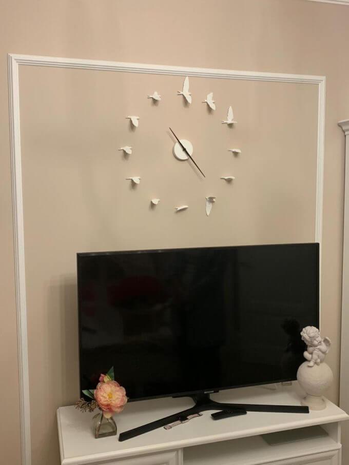 Фото 8 - Часы Birds.