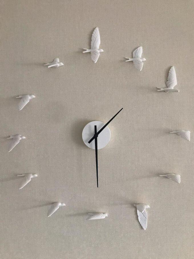 Фото 5 - Часы Birds.