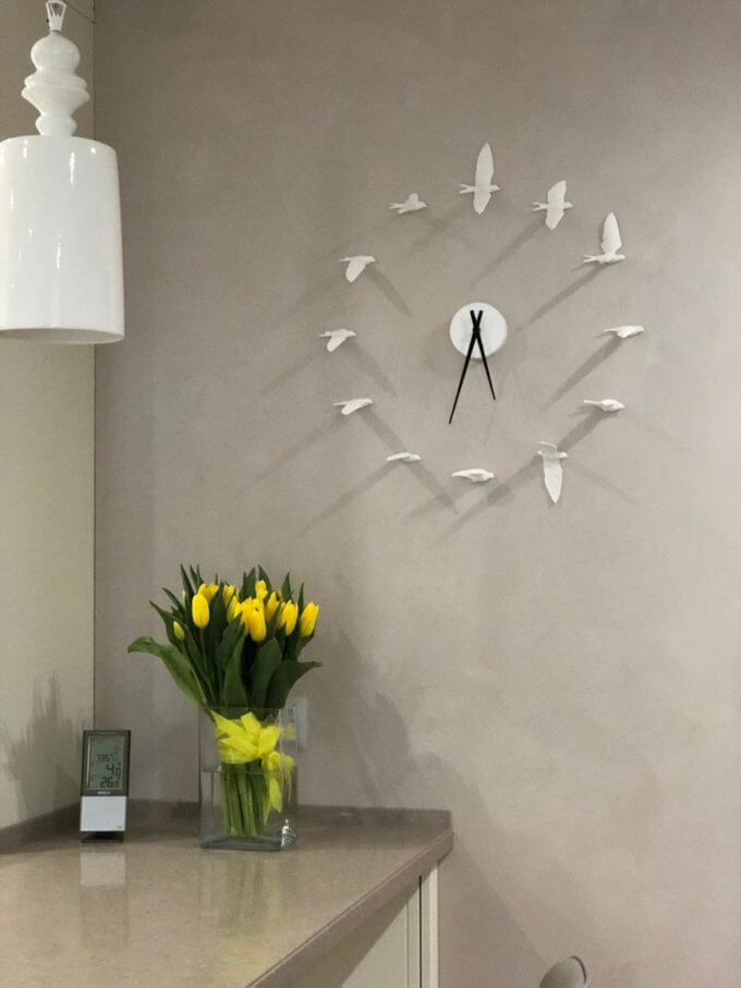 Фото 6 - Часы Birds.