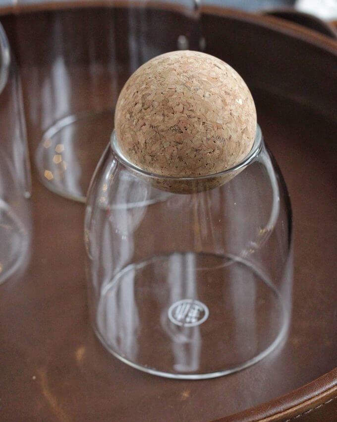 Фото 4 - Банка с пробковой крышкой Sphere.