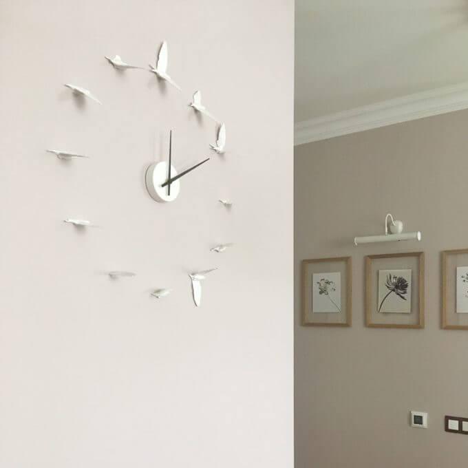 Фото 2 - Часы Birds.