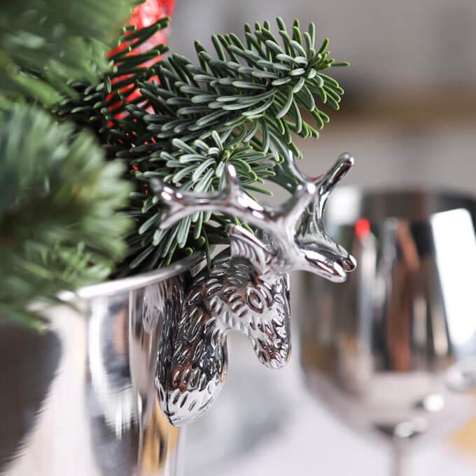 Фото 2 - Ведро для шампанского Dear Deer.