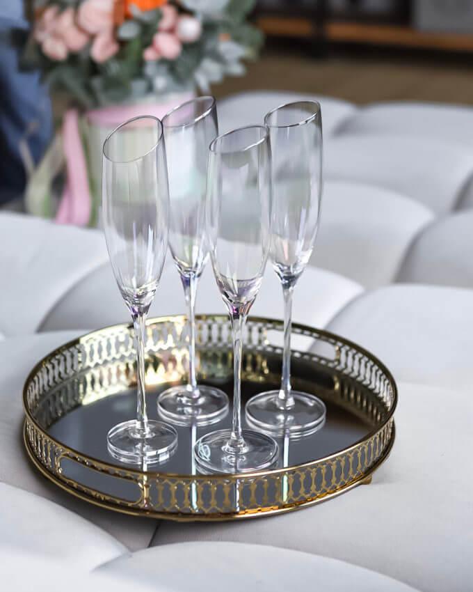 Фото 3 - Бокалы для шампанского Bubble (2шт.).