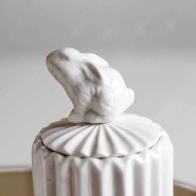 Фото 3 - Баночка с птичкой или кроликом.