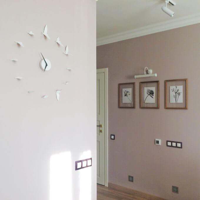 Часы в гостиную, настенные часы, необычные часы, часы в интерьер