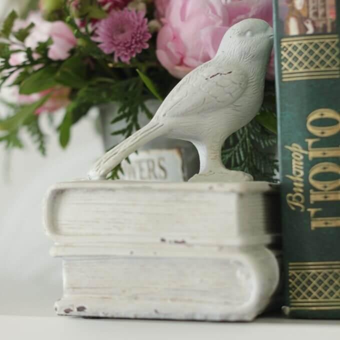 Фото 2 - Держатели для книг Antique Birds.