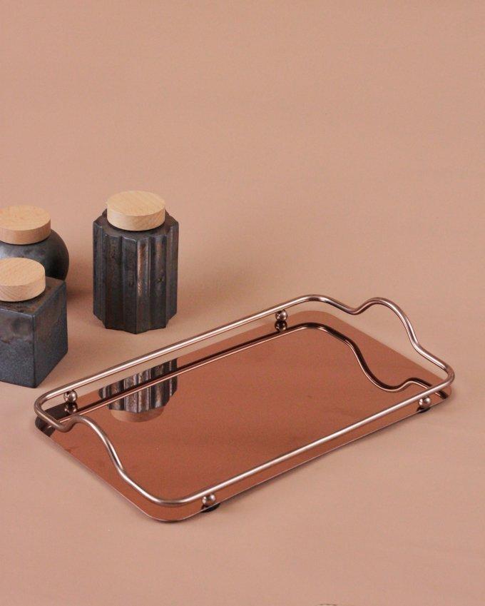 Фото 2 - Поднос Copper Прямоугольный.