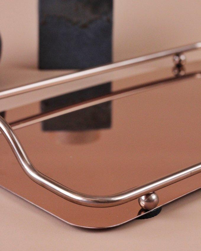 Фото 3 - Поднос Copper Прямоугольный.