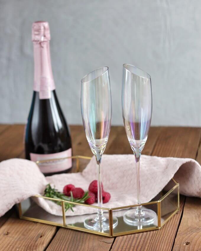 Фото 1 - Бокалы для шампанского Bubble (2шт.).