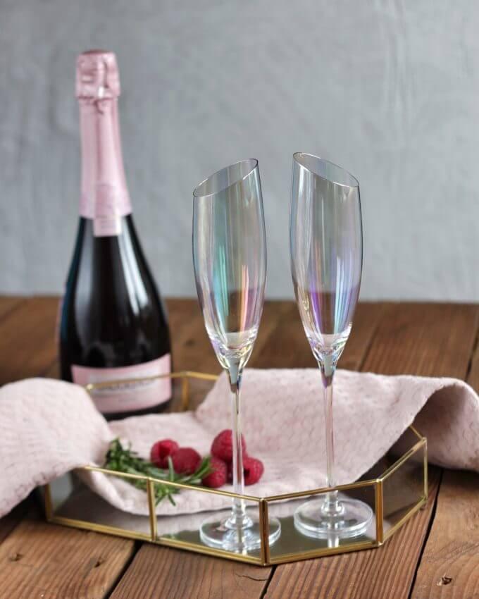 Фото 4 - Бокалы для шампанского Bubble (2шт.).