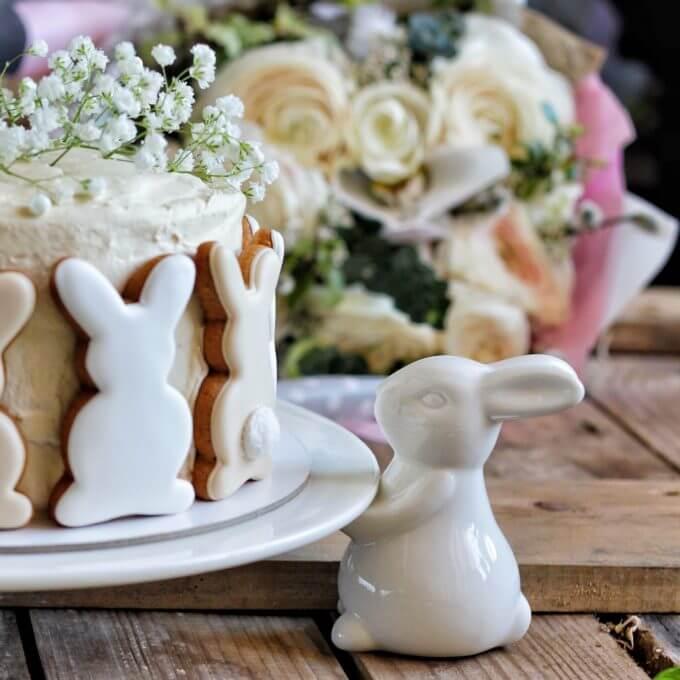 Фото 3 - Тортница Love Bunny.