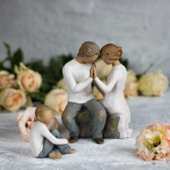 Фото 2 - Композиция Семья №2 (Arond You + Carring child).