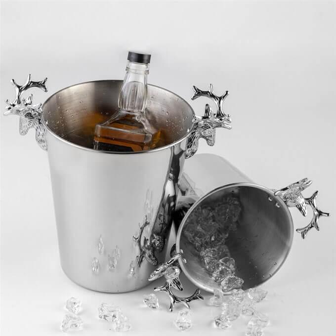 Фото 4 - Ведро для шампанского Dear Deer.