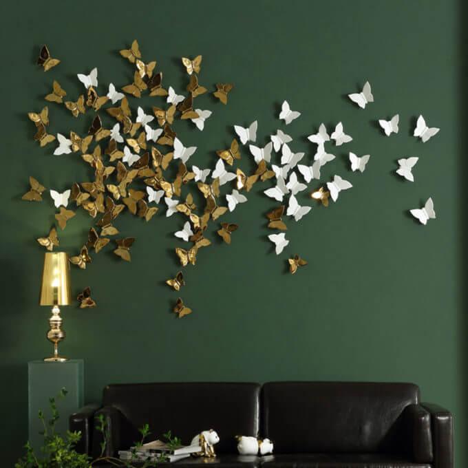 Фото 2 - Настенный декор Butterfly -20%.
