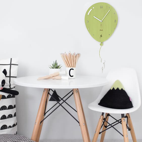 Фото 2 - Часы с маятником Воздушный шар.