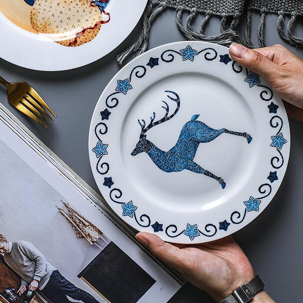Фото 1 - Тарелка Dear Deer.