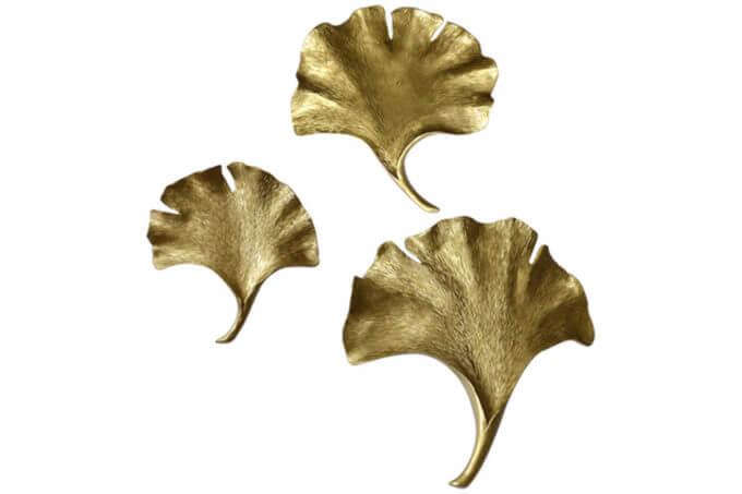 Фото 2 - Декор Golden Leaves -50%.