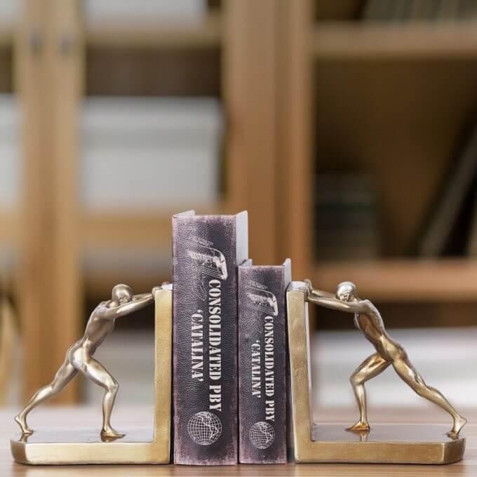 Фото 1 - Держатели для книг Athletes -10%.