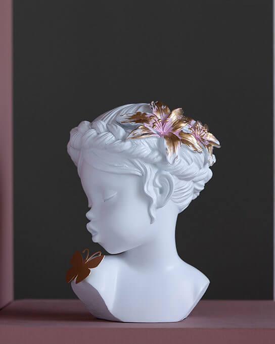 Фото 2 - Декор Девочка с бабочкой -15%.