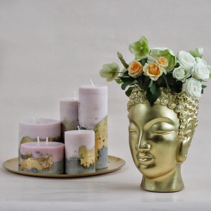 Фото 3 - Арт-ваза Будда малый -15%.