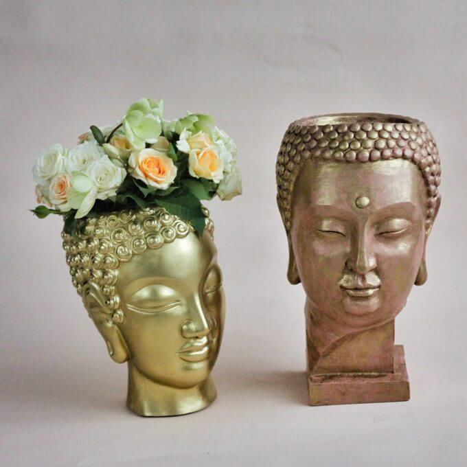 Фото 2 - Арт-ваза Будда малый -15%.