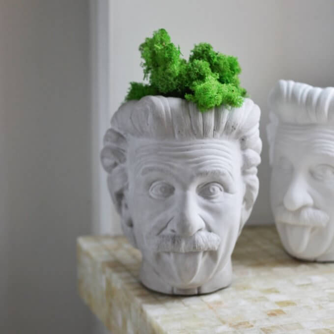 Фото 2 - Арт-ваза Эйнштейн -40%.