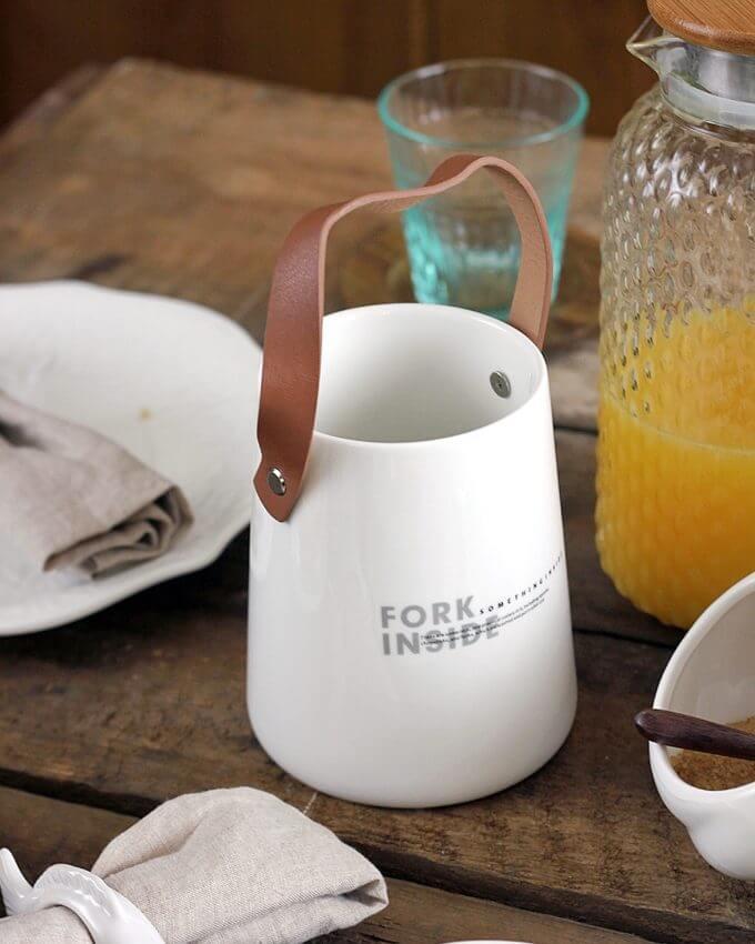 Фото 2 - Подставка для столовых приборов FORK INSIDE.