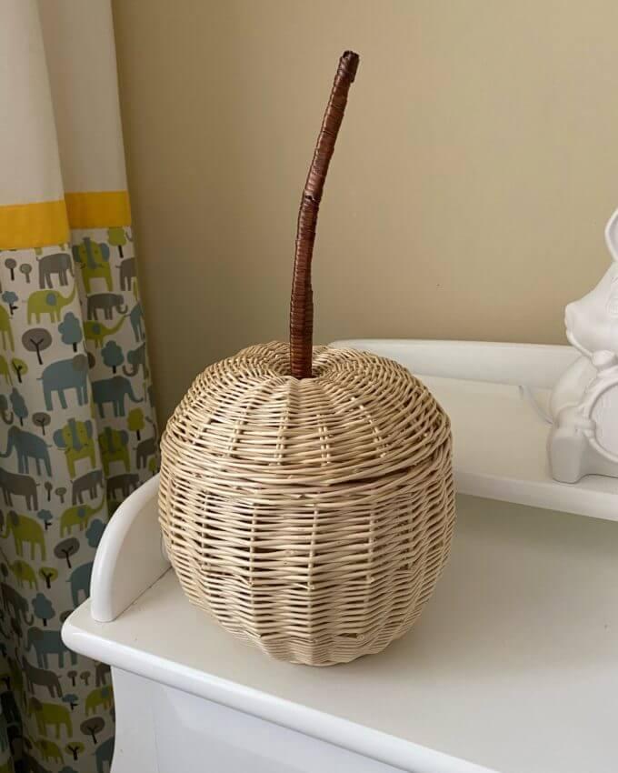 Фото 7 - Плетеные корзины Фрукты.