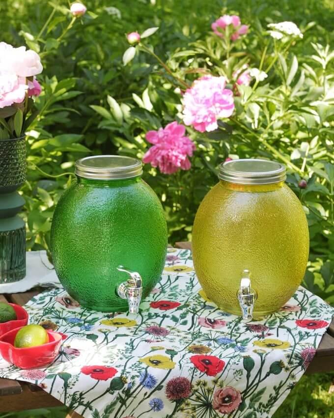 Фото 1 - Лимонадники Lime и Lemon.
