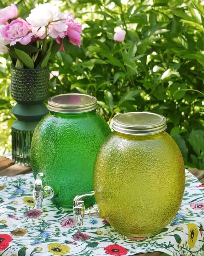 Фото 2 - Лимонадники Lime и Lemon.