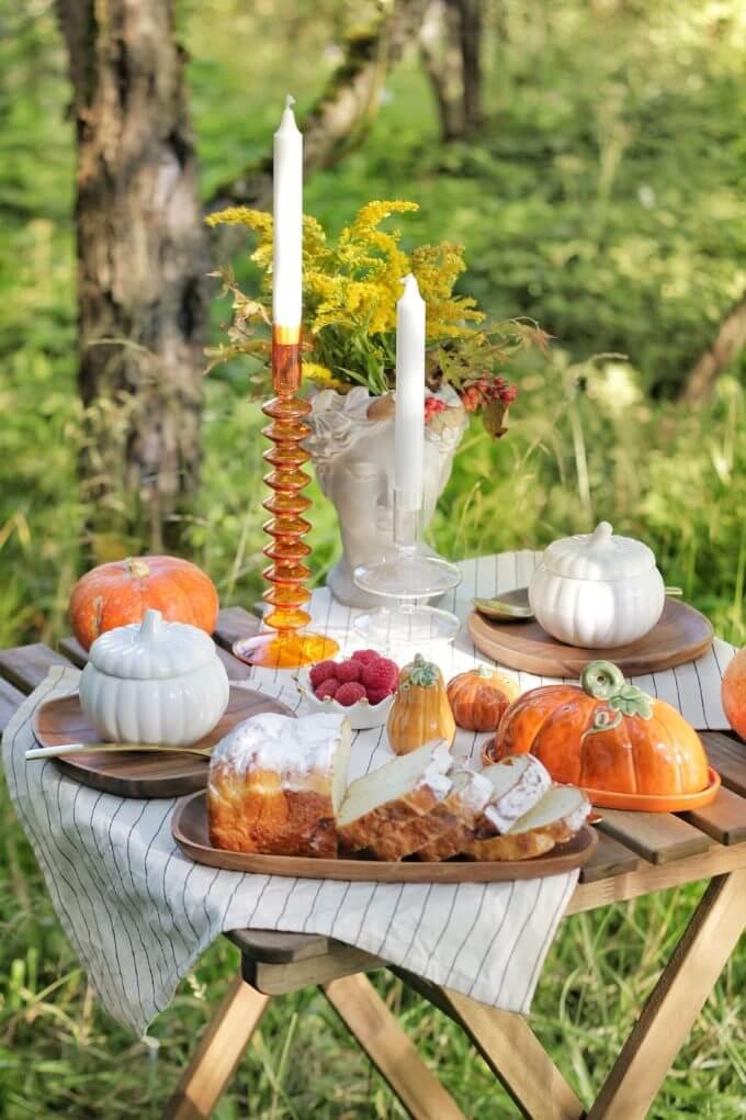 Фото 3 - Масленка Pumpkin.