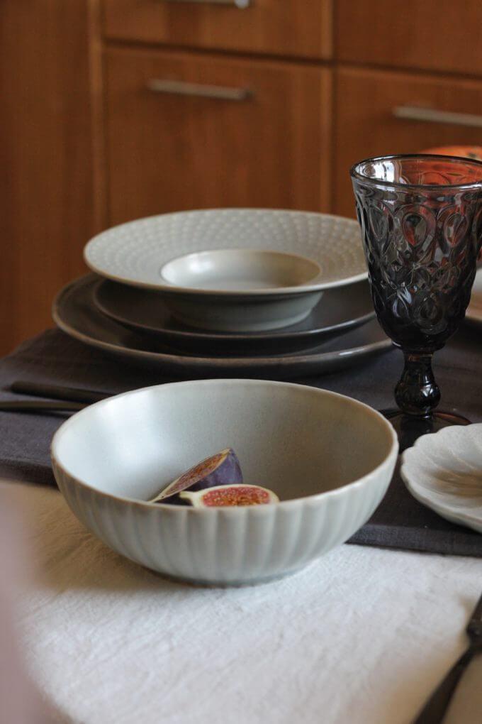 Фото 2 - Суповые тарелки / салатники Shadows.