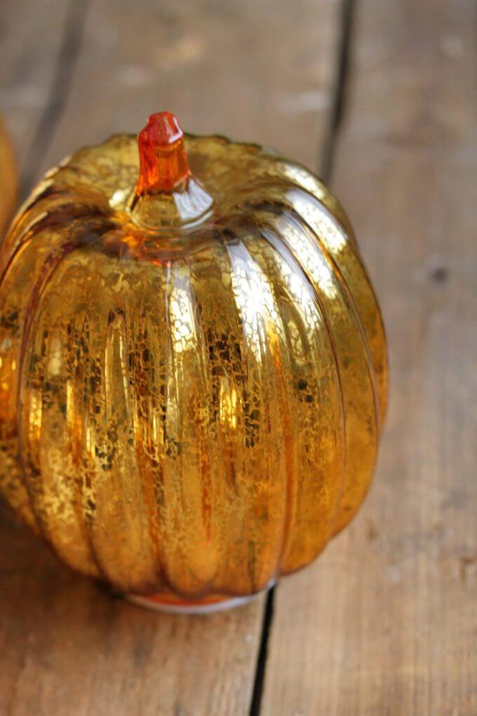 Фото 4 - Декор Светящиеся тыквы.