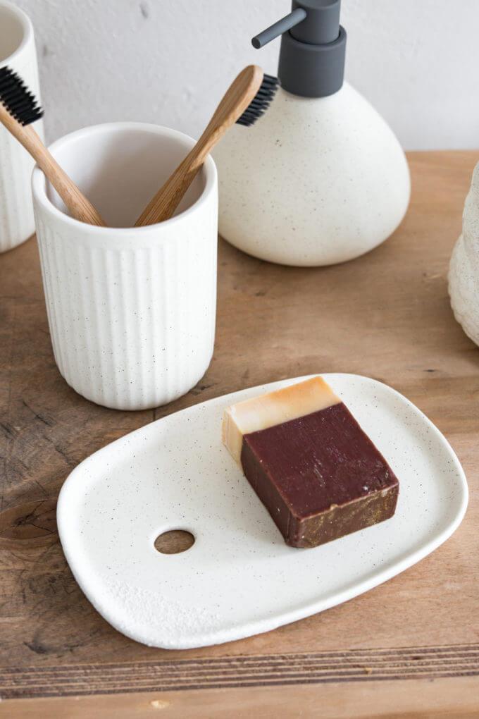 Фото 4 - Серия предметов для ванной Creme.
