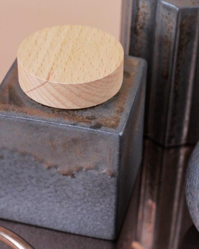 Фото 2 - Баночки керамические для чая или кофе.