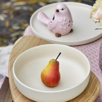 Фото 3 - Глубокая тарелка Creme.