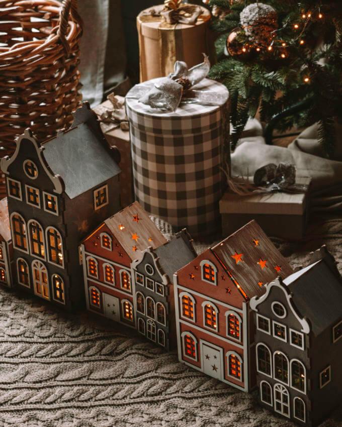 Фото 4 - Голландские домики Серые.
