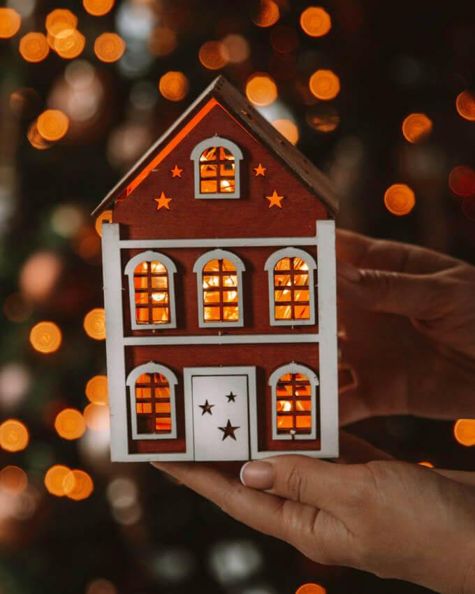 Фото 4 - Английские домики Красные.