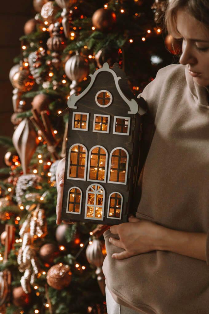 Фото 3 - Голландские домики Серые.