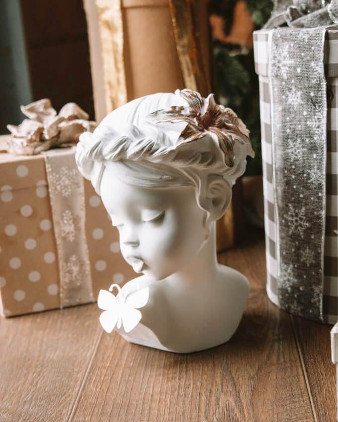 Фото 1 - Декор Девочка с бабочкой -15%.
