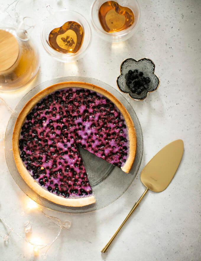 Фото 2 - Золотая лопатка для торта.