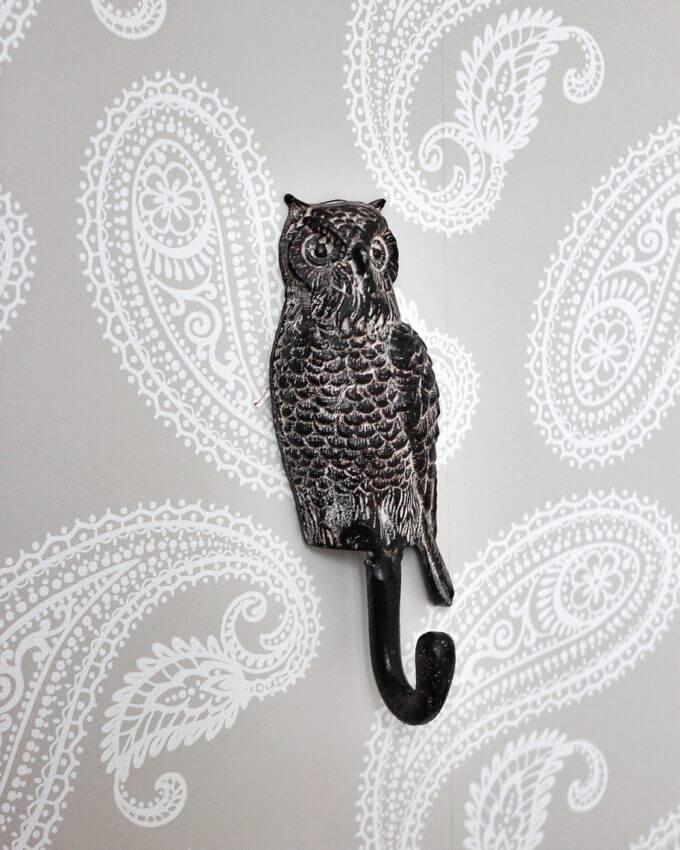 Фото 2 - Крючок Owl.