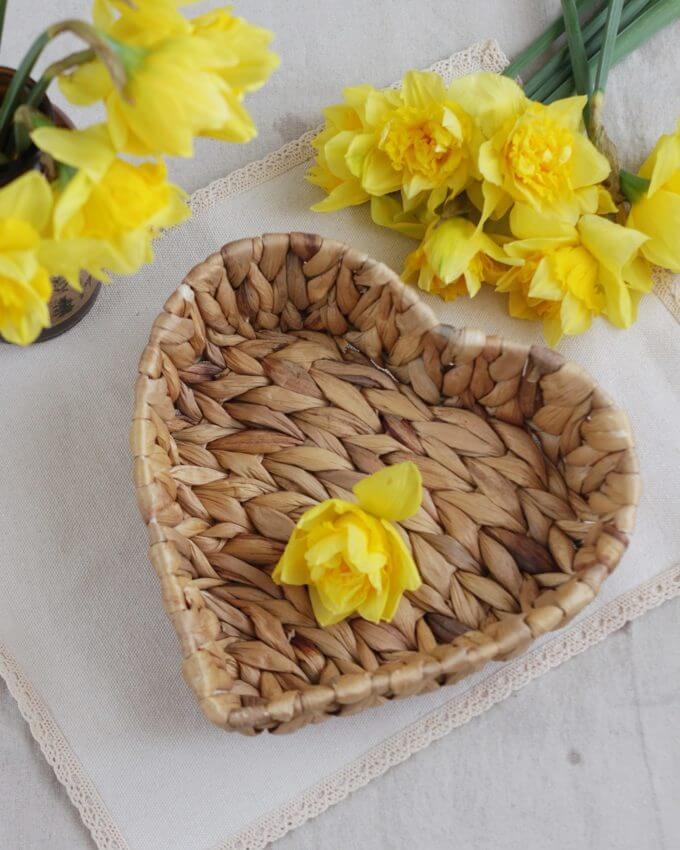 Фото 2 - Корзина для хлеба Сердце.