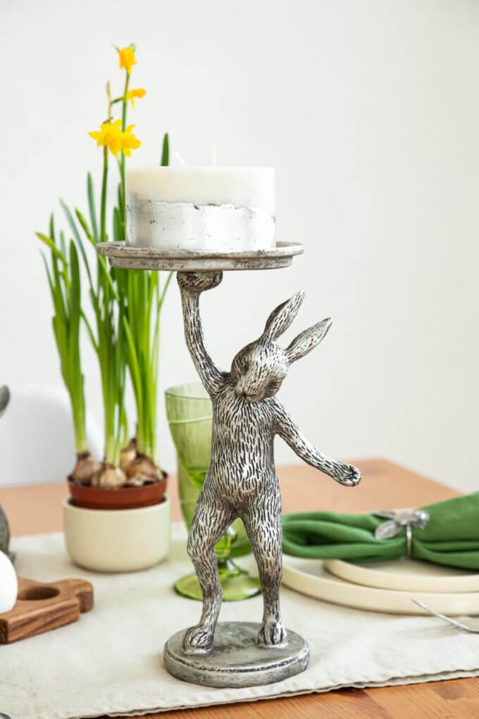 Фото 2 - Подсвечники Bunny.